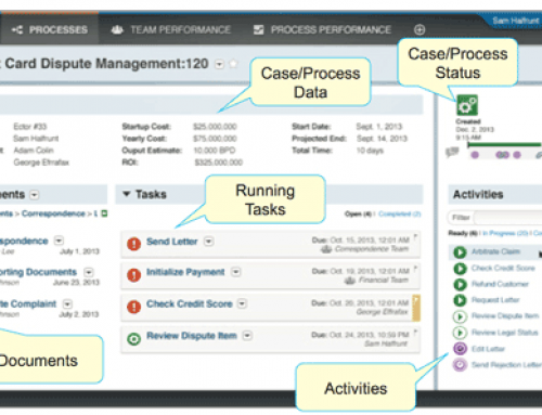 IBM BPM Case Management